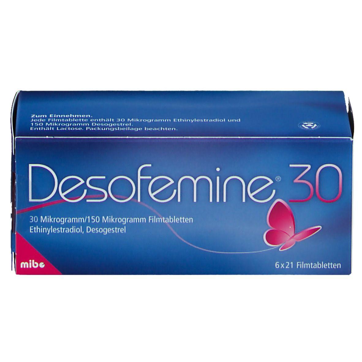 Desofemine 30